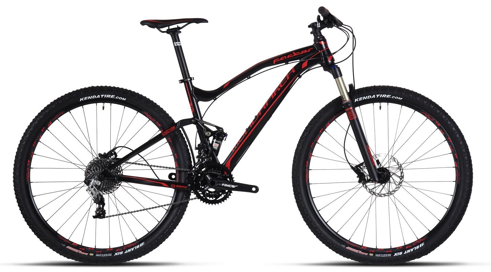 bike - mondraker factor 29er