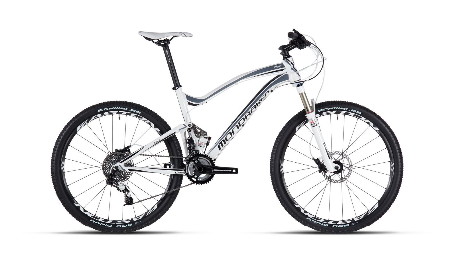 bike - mondraker lithium