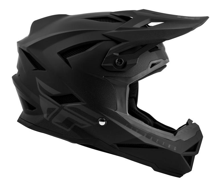 2019 Fly Default Helmet (Matte Black/ Grey)