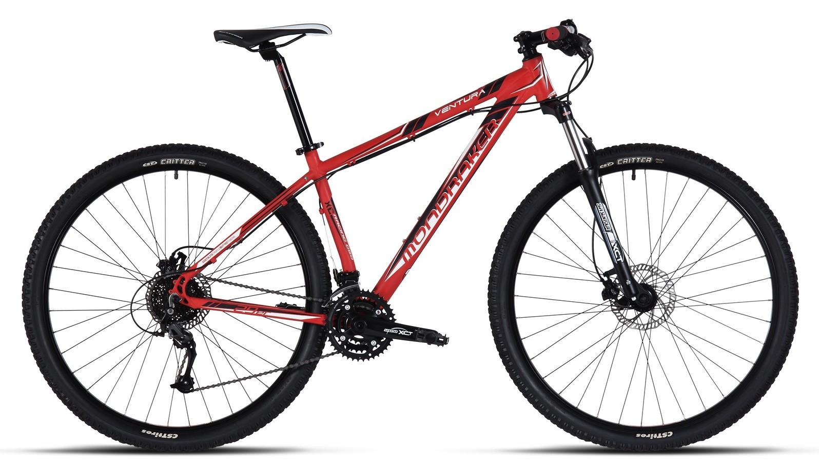 bike - mondraker ventura 29er