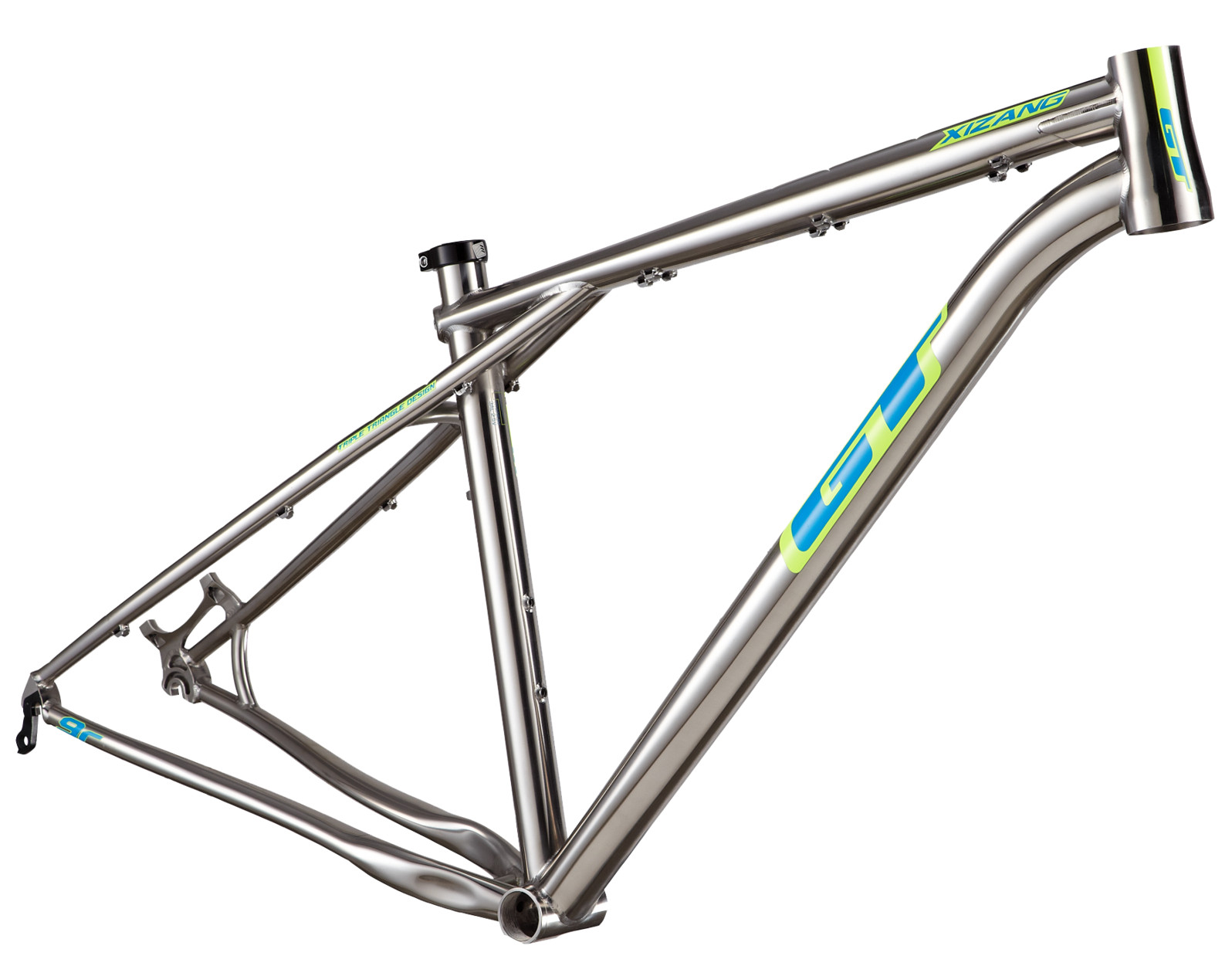 GT Xizang 9R Frame - Reviews, Comparisons, Specs - Mountain Bike ...