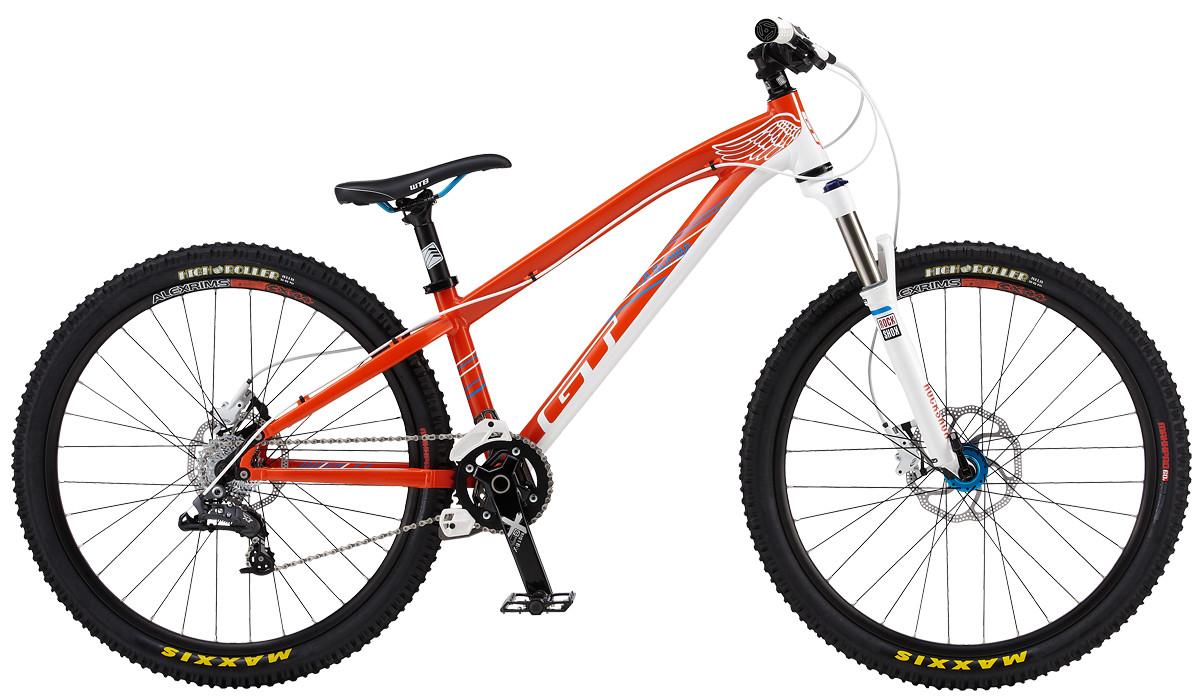 2013 GT La Bomba 2.0 Bike bike - GT LA BOMBA 2.0