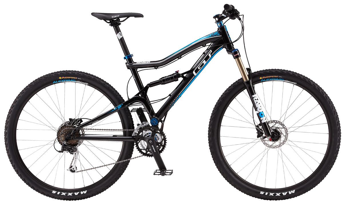 bike - GT SENSOR 9R COMP