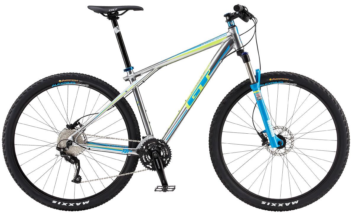 2013 GT Karakoram 1.0 Bike bike - GT KARAKORAM 1.0 (silver)