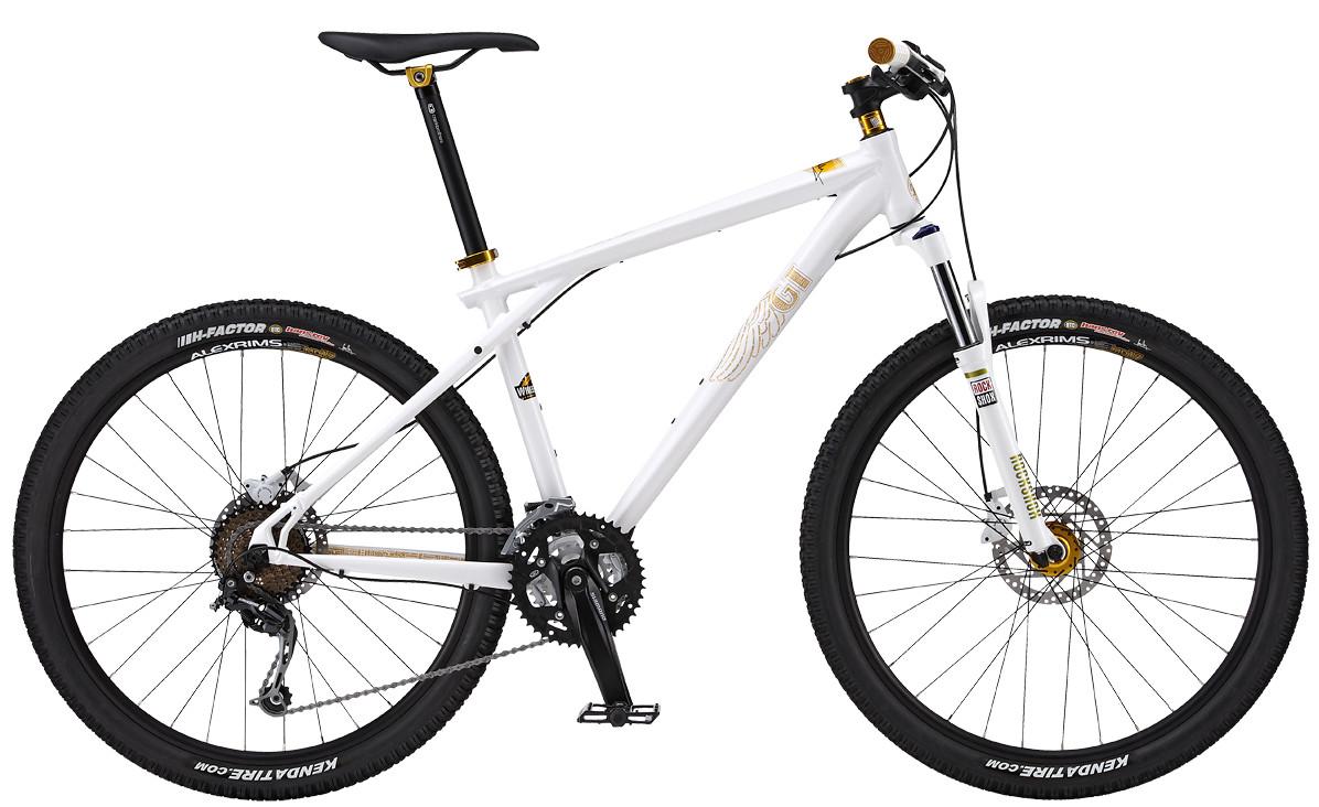 bike - GT AVALANCHE HANS REY