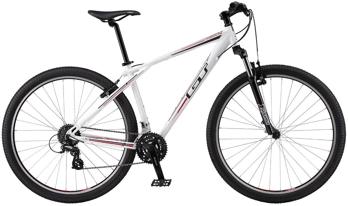 bike - GT TIMBERLINE 2.0 (white)
