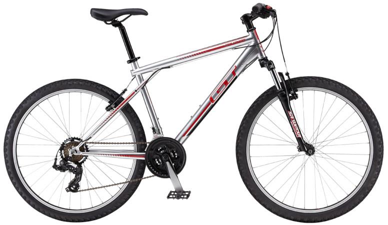 bike - GT PALOMAR (silver)