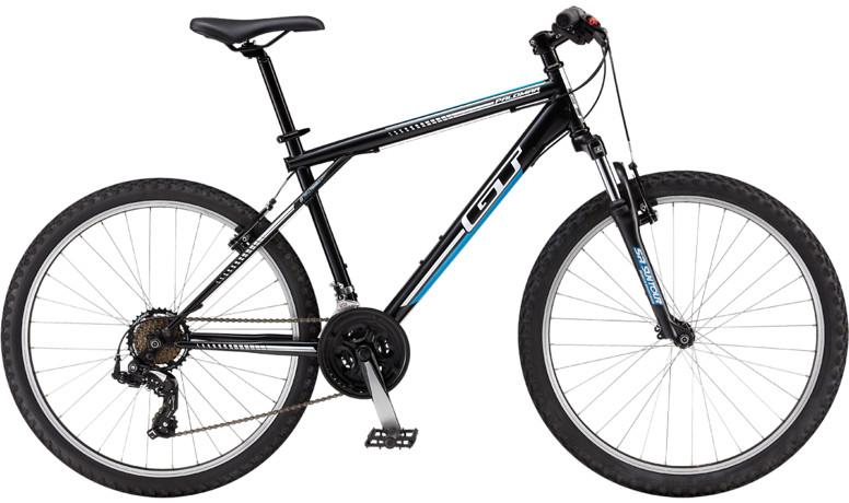 bike - GT PALOMAR (black)