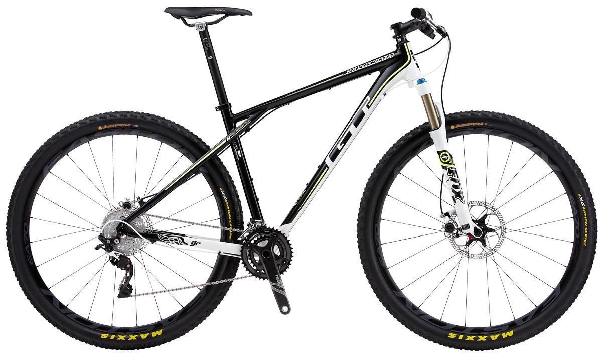 2013 GT Zaskar LE 9R Pro Bike bike - GT ZASKAR LE 9R PRO