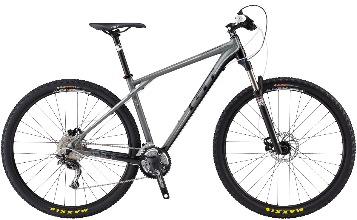 bike - GT ZASKAR 9R SPORT (grey)