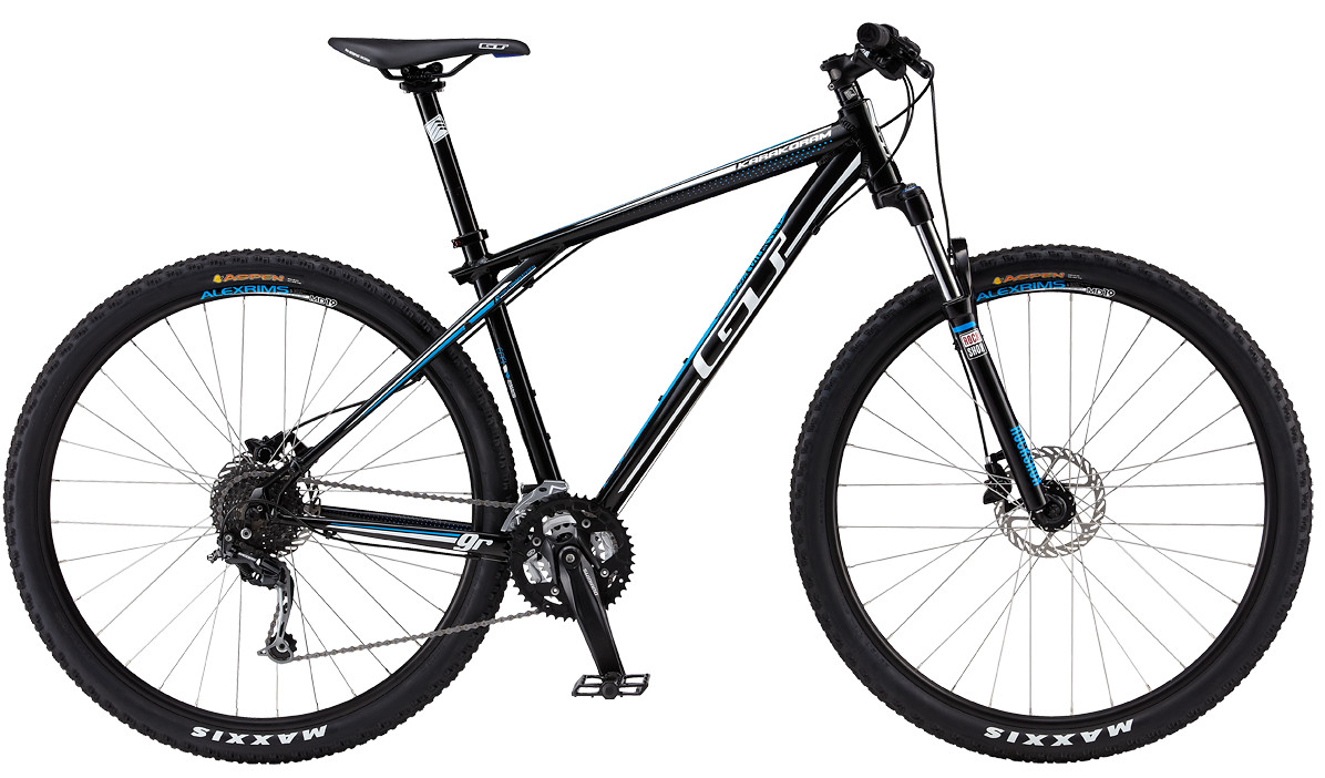 bike - GT Woman's KARAKORAM 2.0 - GTW (black)