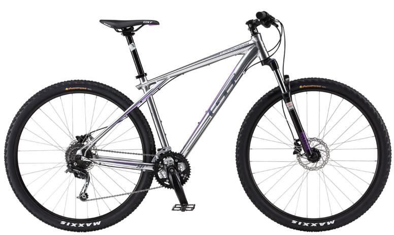bike - GT Woman's KARAKORAM 2.0 - GTW (silver)