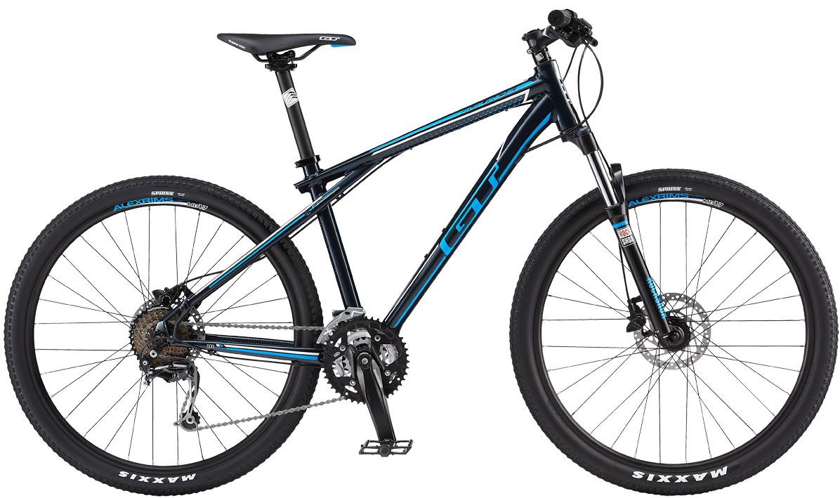 bike - GT Woman's AVALANCHE 2.0 GTW (black)