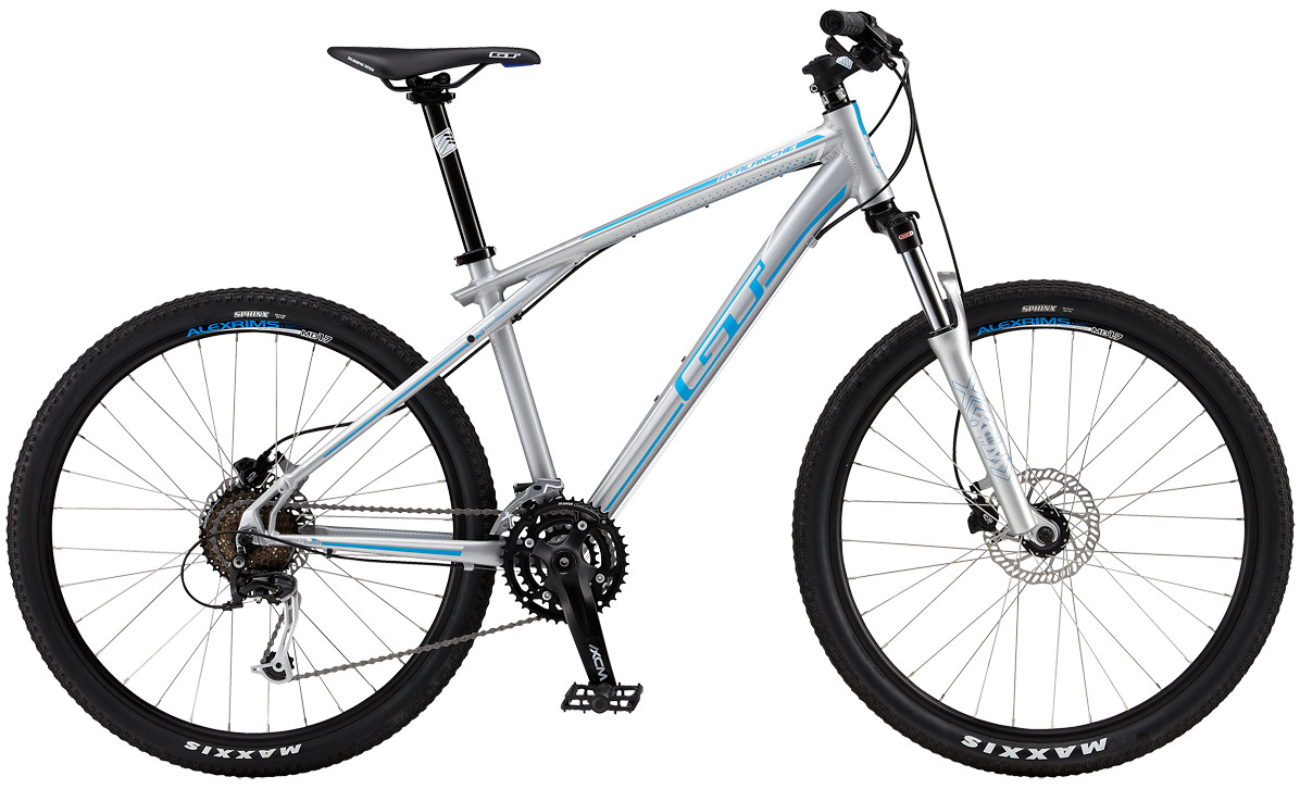 bike - GT Woman's AVALANCHE 3.0 HYDRO GTW (silver)