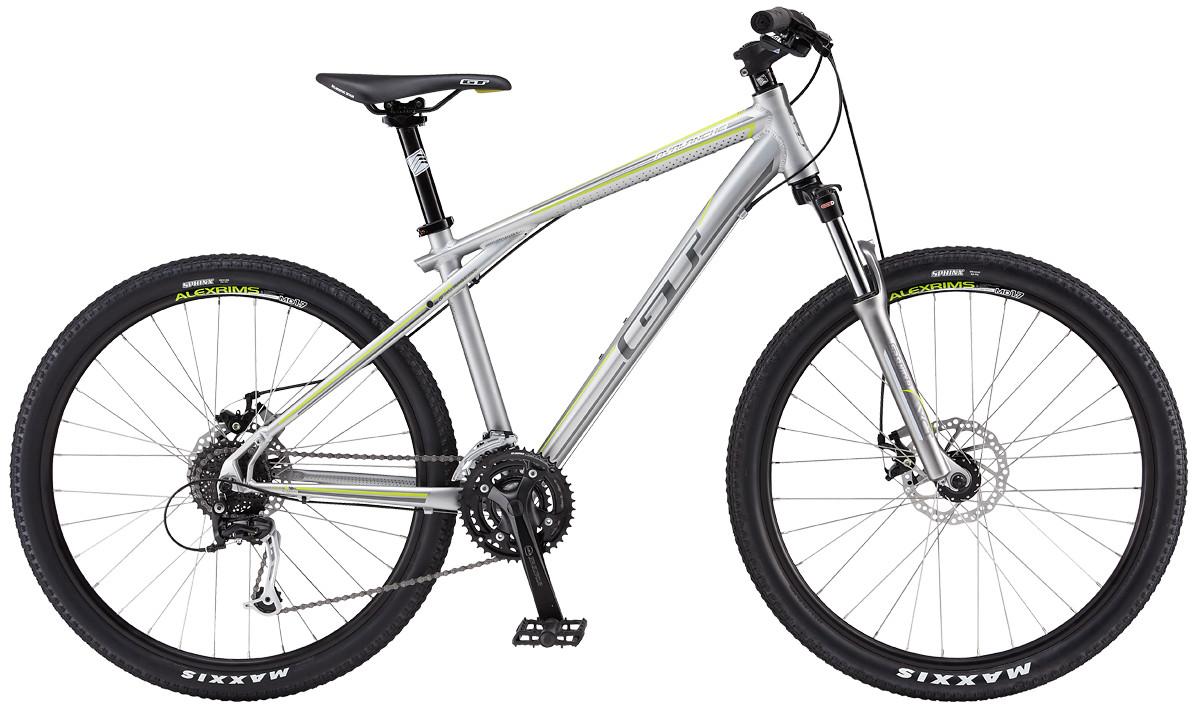 bike - GT Woman's AVALANCHE 4.0 MECH GTW (Silver)