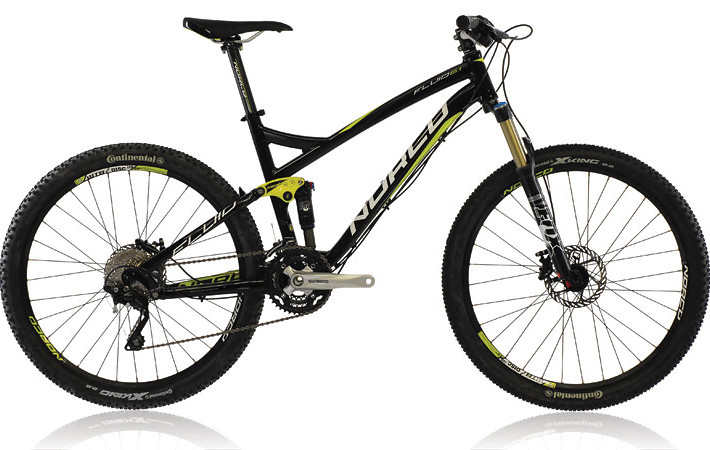 2013 Norco Fluid 6.1 Bike fluid-61-1-full