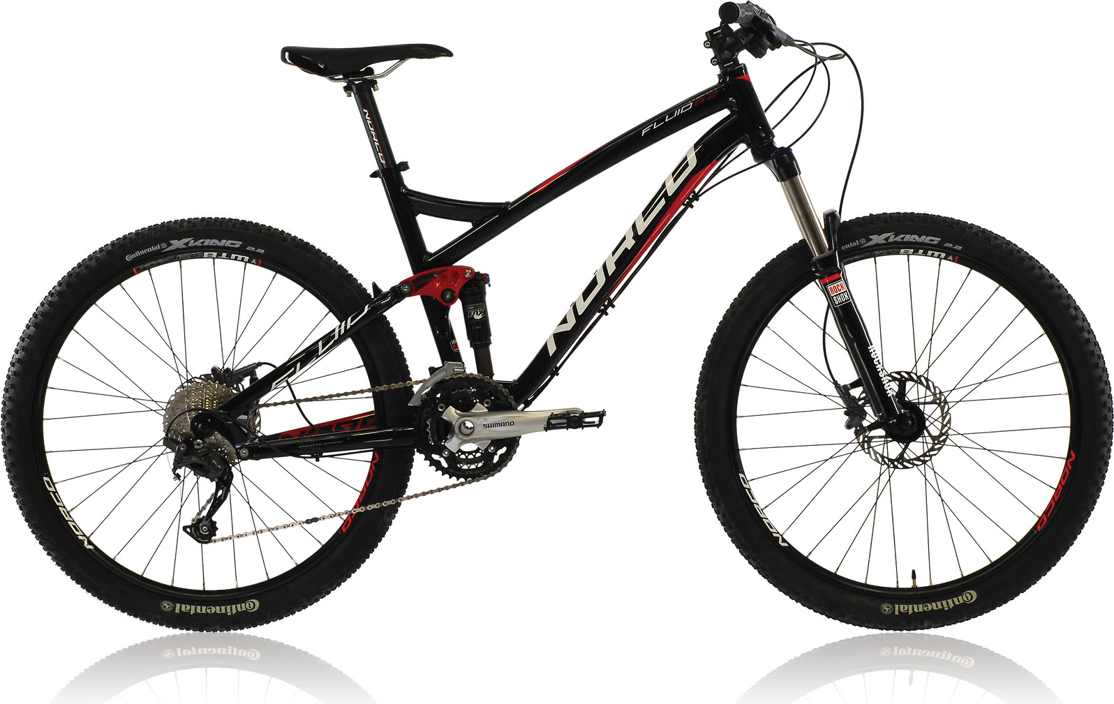 Bike Norco - Fluid 6.2