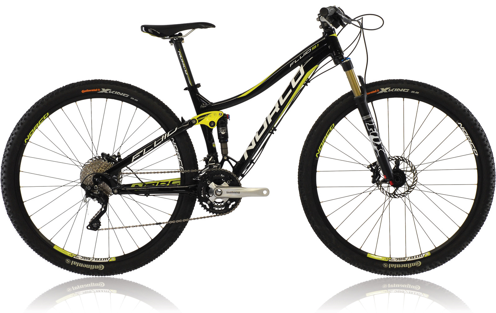 Bike Norco - Fluid 9.1