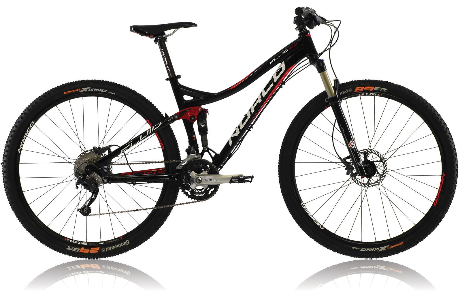 Bike Norco - Fluid 9.2