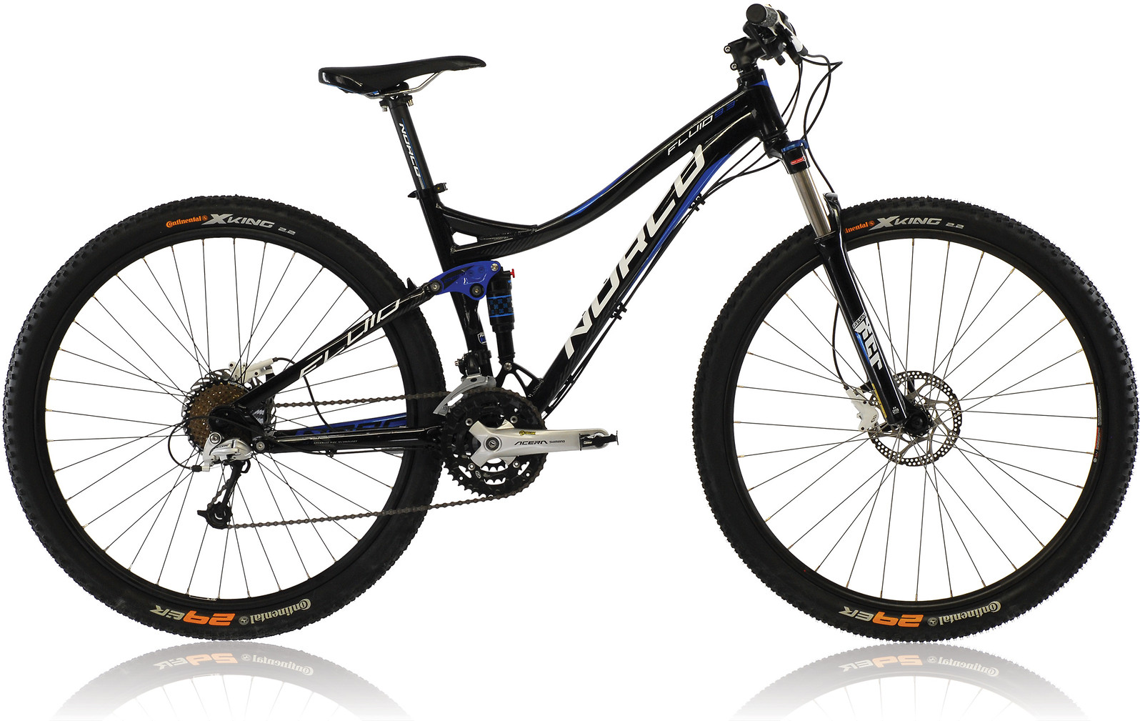 Bike Norco - Fluid 9.3