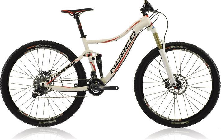 2013 Norco Shinobi 2 Bike shinobi-2-1-full