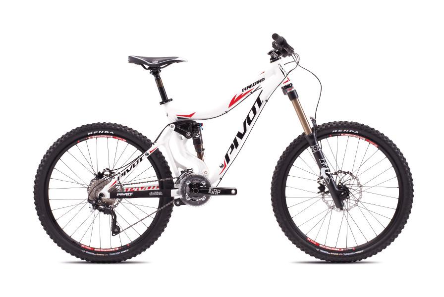 bike - Pivot FIREBIRD XT:SLX
