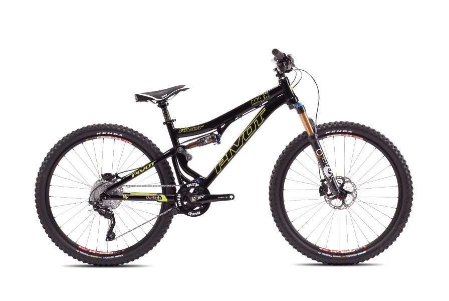 2013 Pivot M4X Bike M4X