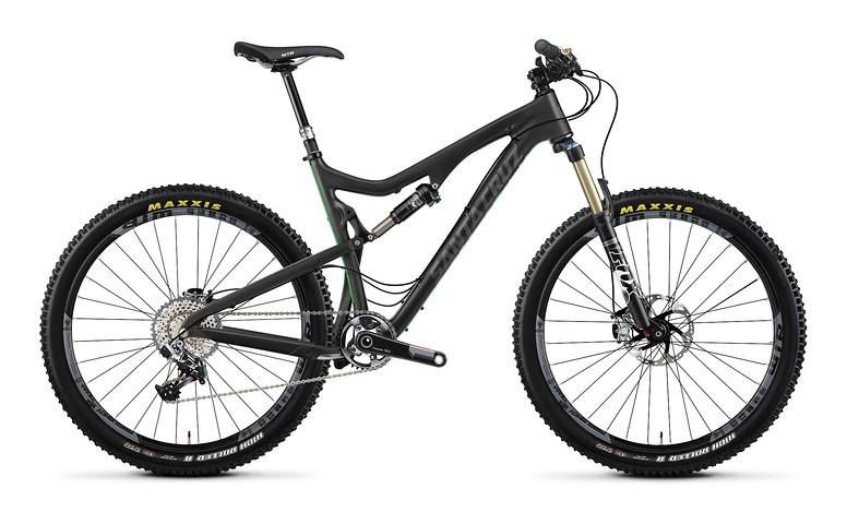 2014 Santa Cruz 5010 Carbon XX1 AM 27.5 - carbon