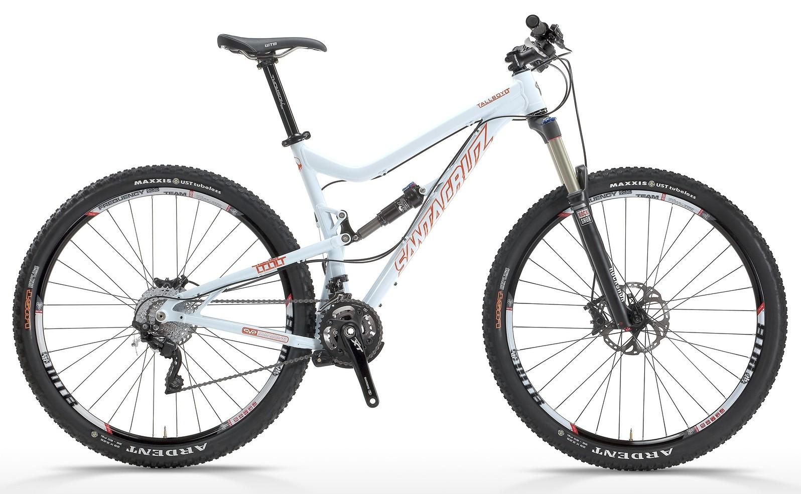 2014 Santa Cruz Tallboy LT XTR AM 29 Bike 2013 TALLBOY LTcatalogflat