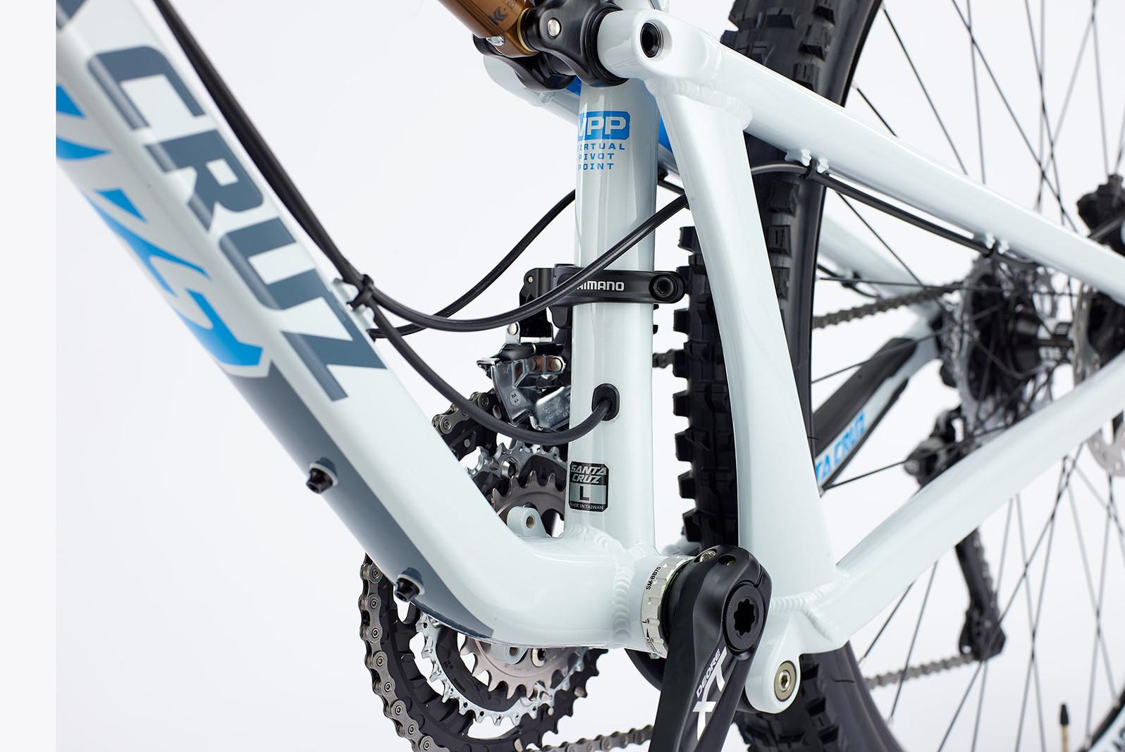 2014 Santa Cruz Bronson SPX AM Bike - Reviews, Comparisons, Specs ...