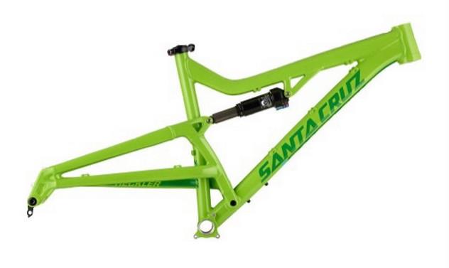 frame - Santa Cruz Nomad Heckler