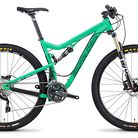 2014 Santa Cruz Tallboy 2 SPX XC 29 Bike