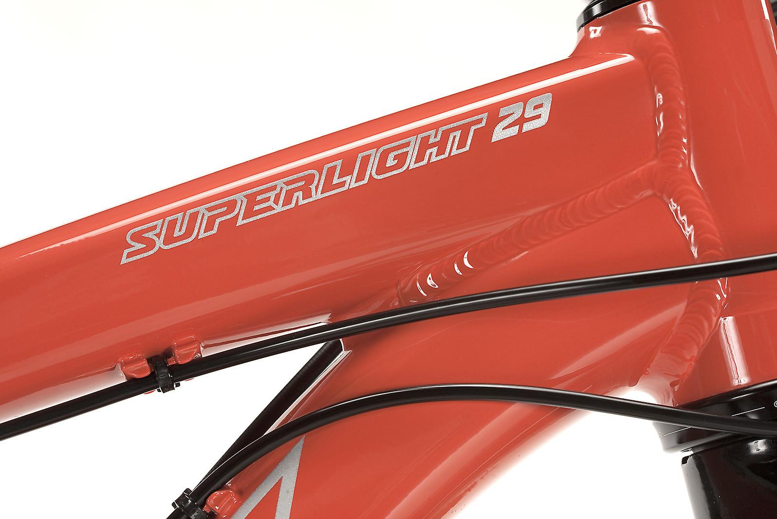 Santa Cruz Superlight 29 Frame - Reviews, Comparisons, Specs ...