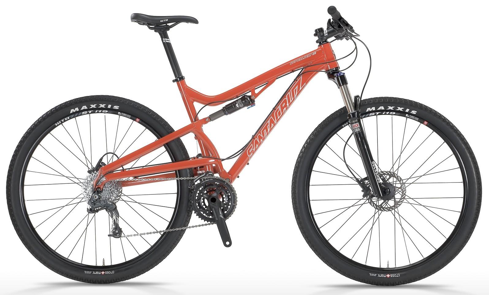 2014 Santa Cruz Superlight 29 R XC 29 Bike 2013 SUPERLIGHT29catalogflat