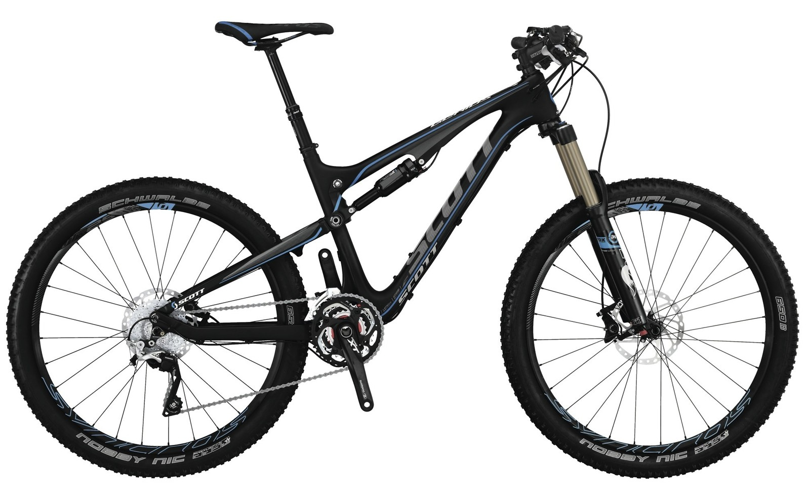 2013 Scott Genius 710 Bike Reviews Comparisons Specs