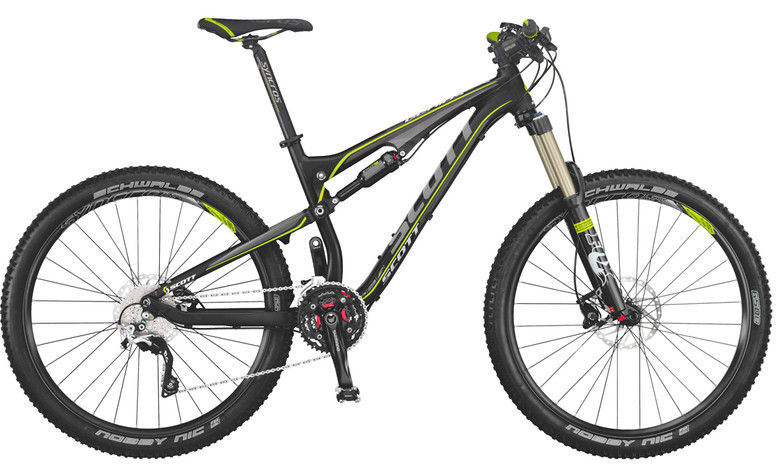 SCOTT Genius 740 Bike