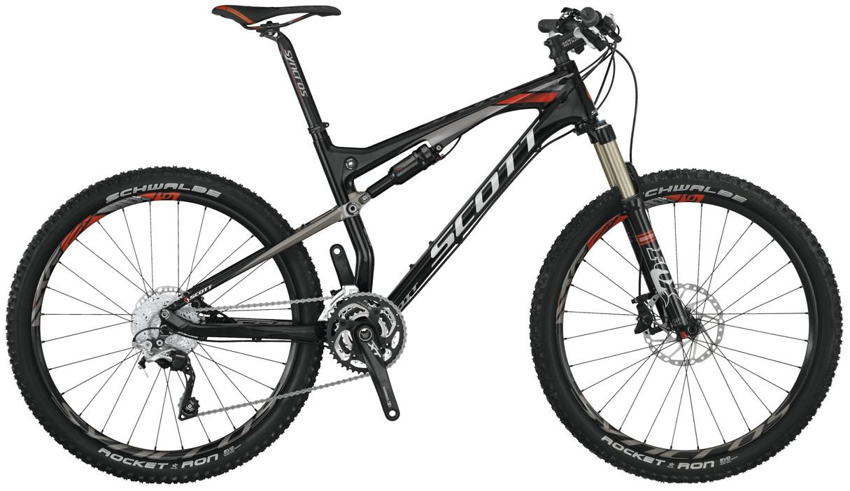 SCOTT Spark 610 Bike
