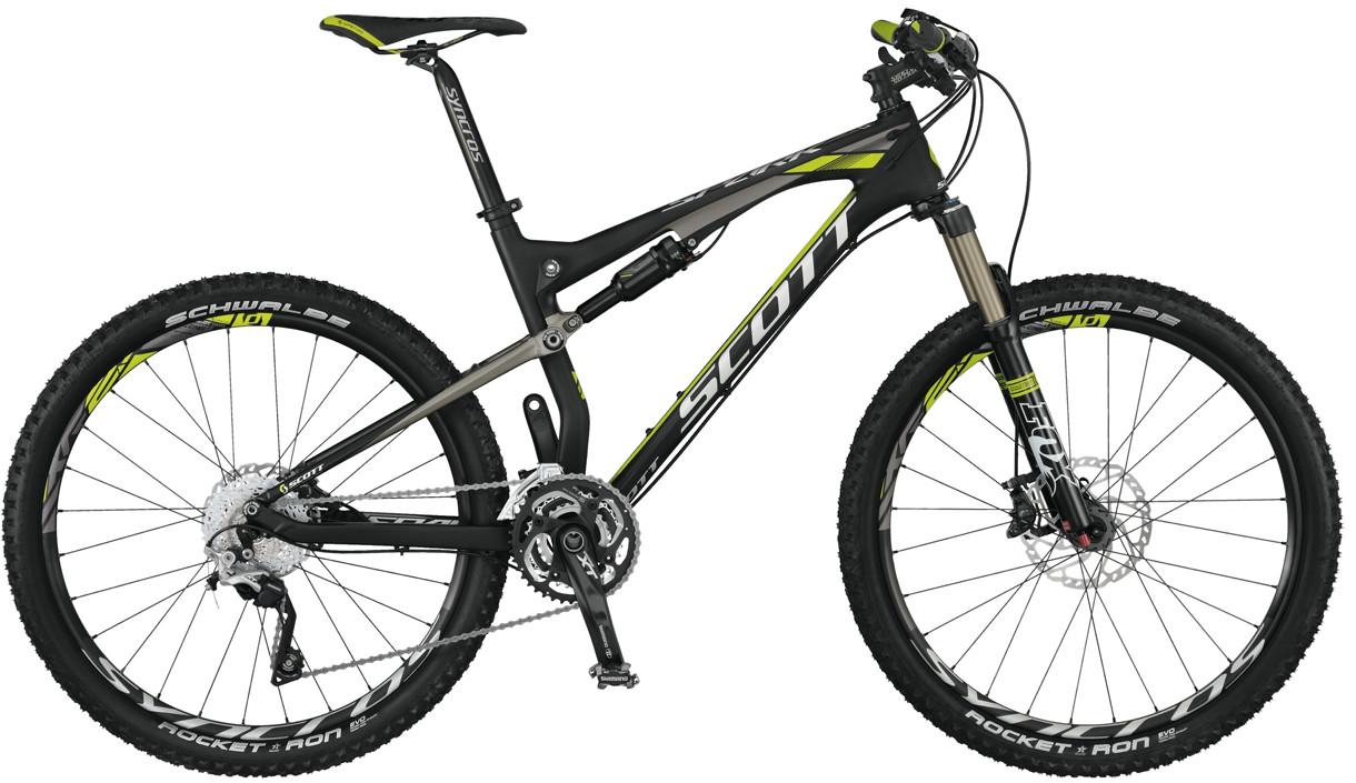 SCOTT Spark 620 Bike