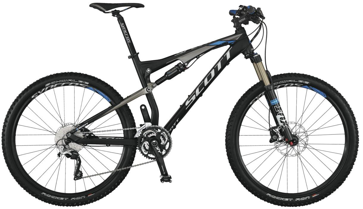 SCOTT Spark 640 Bike