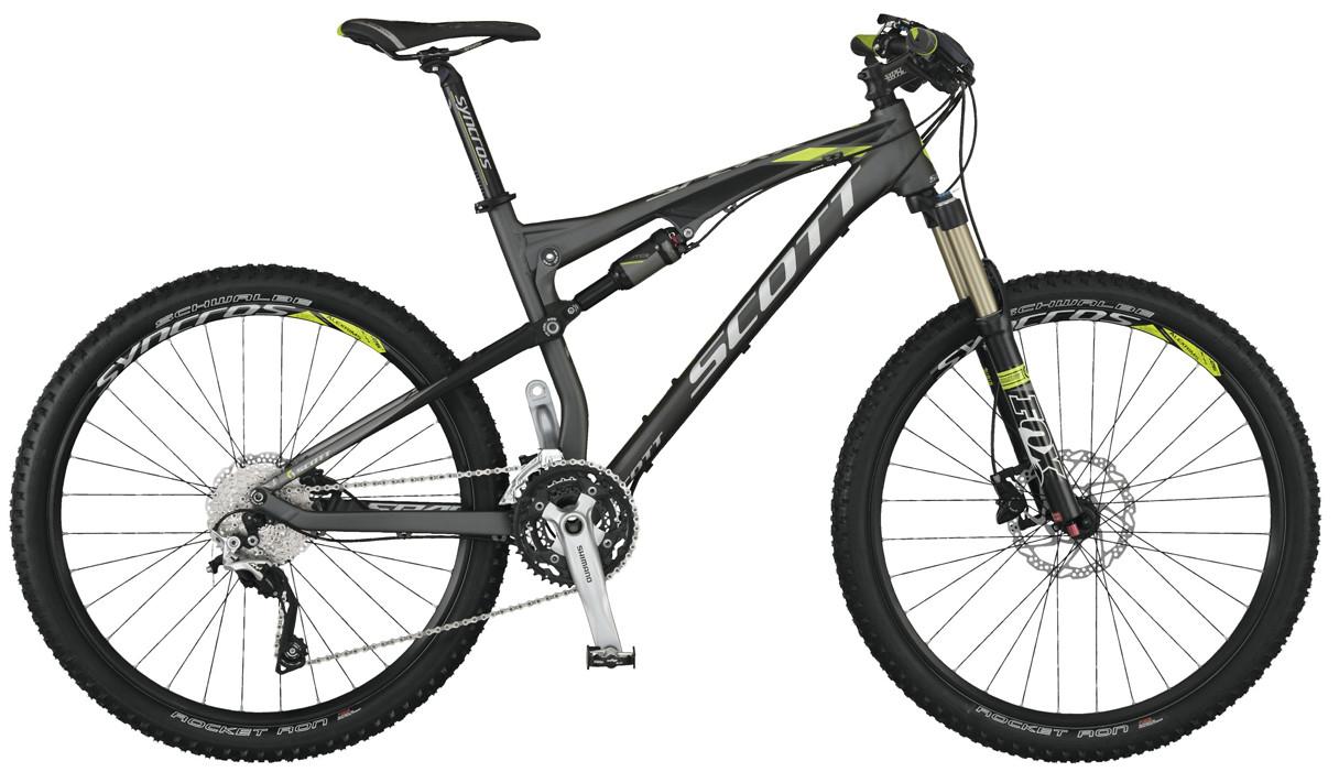 SCOTT Spark 650 Bike