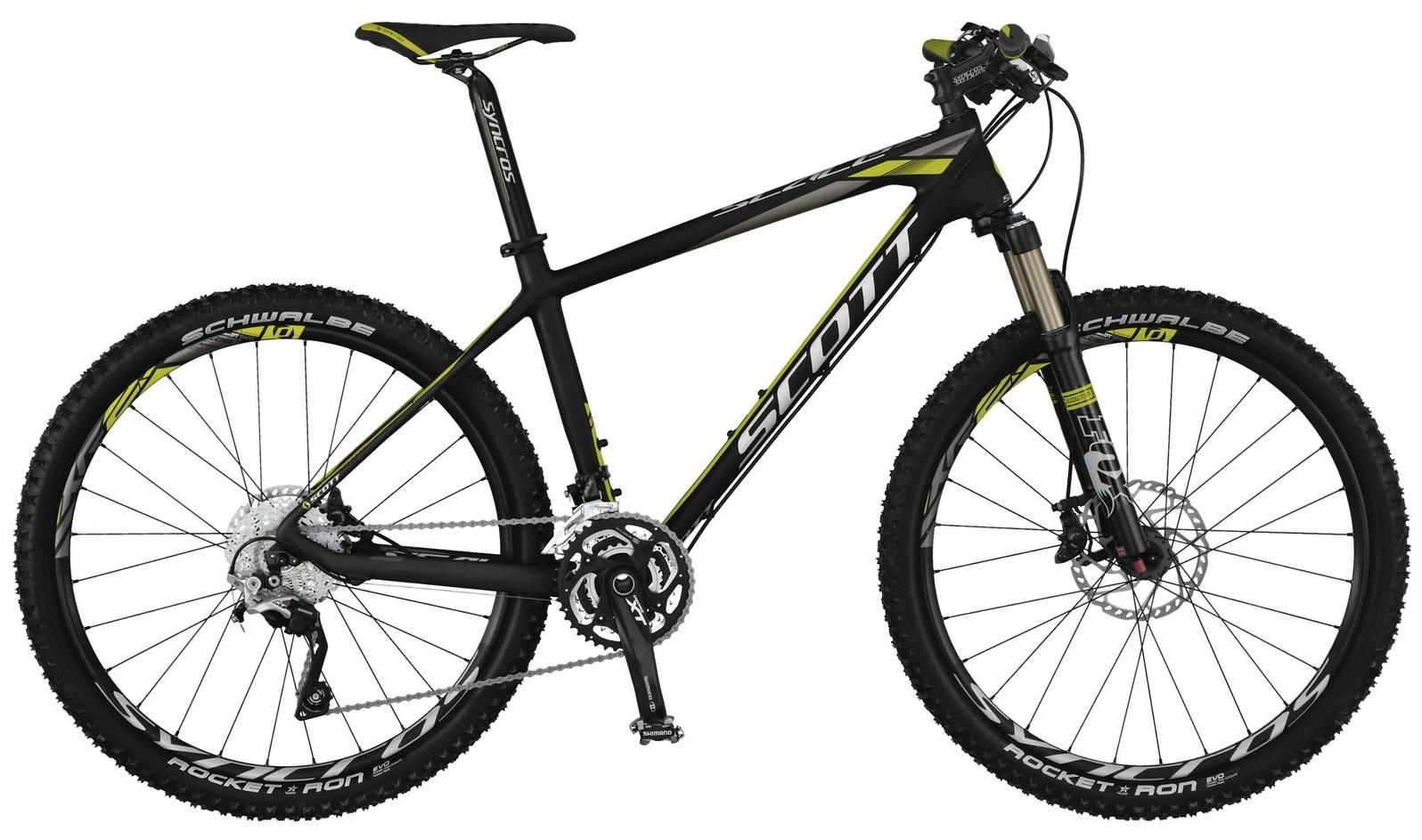 bike - Scott Scale 620