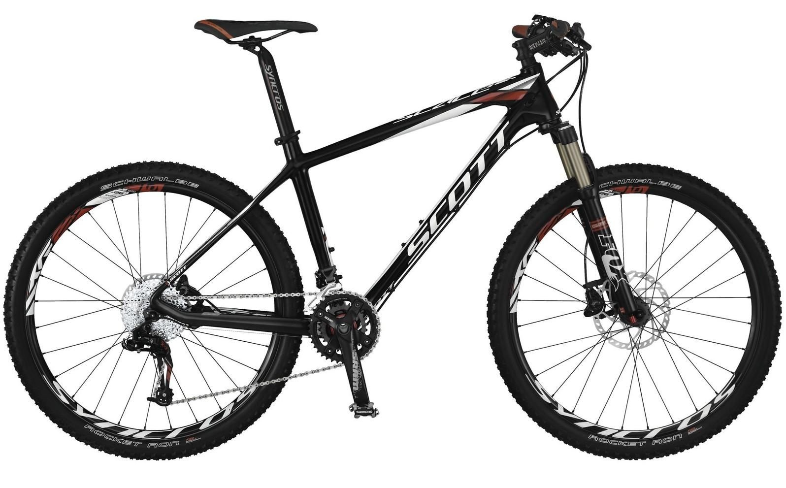 2013 Scott Scale 630 Bike bike - Scott Scale 630