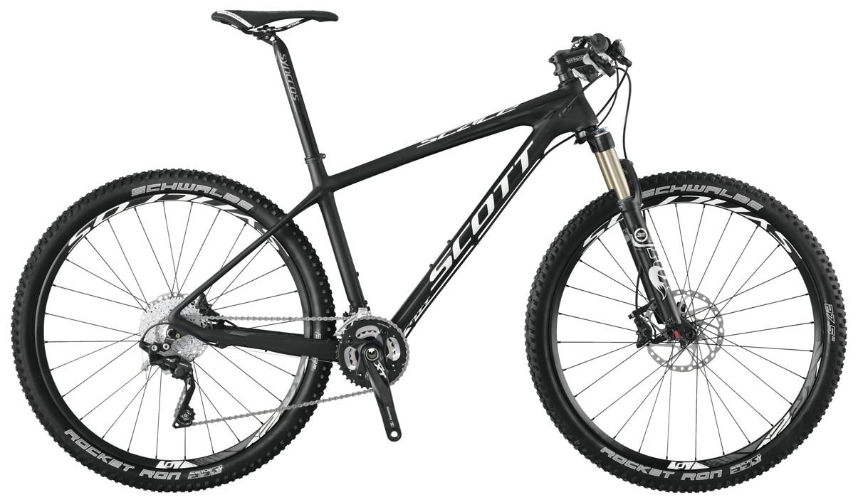 bike - Scott Scale 710