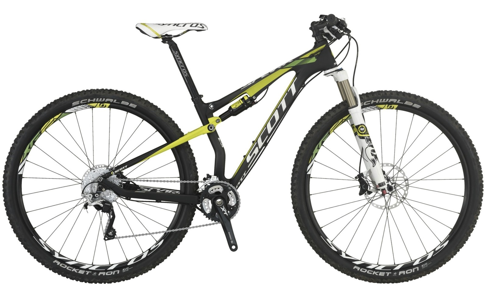 SCOTT Contessa Spark 900 RC Bike