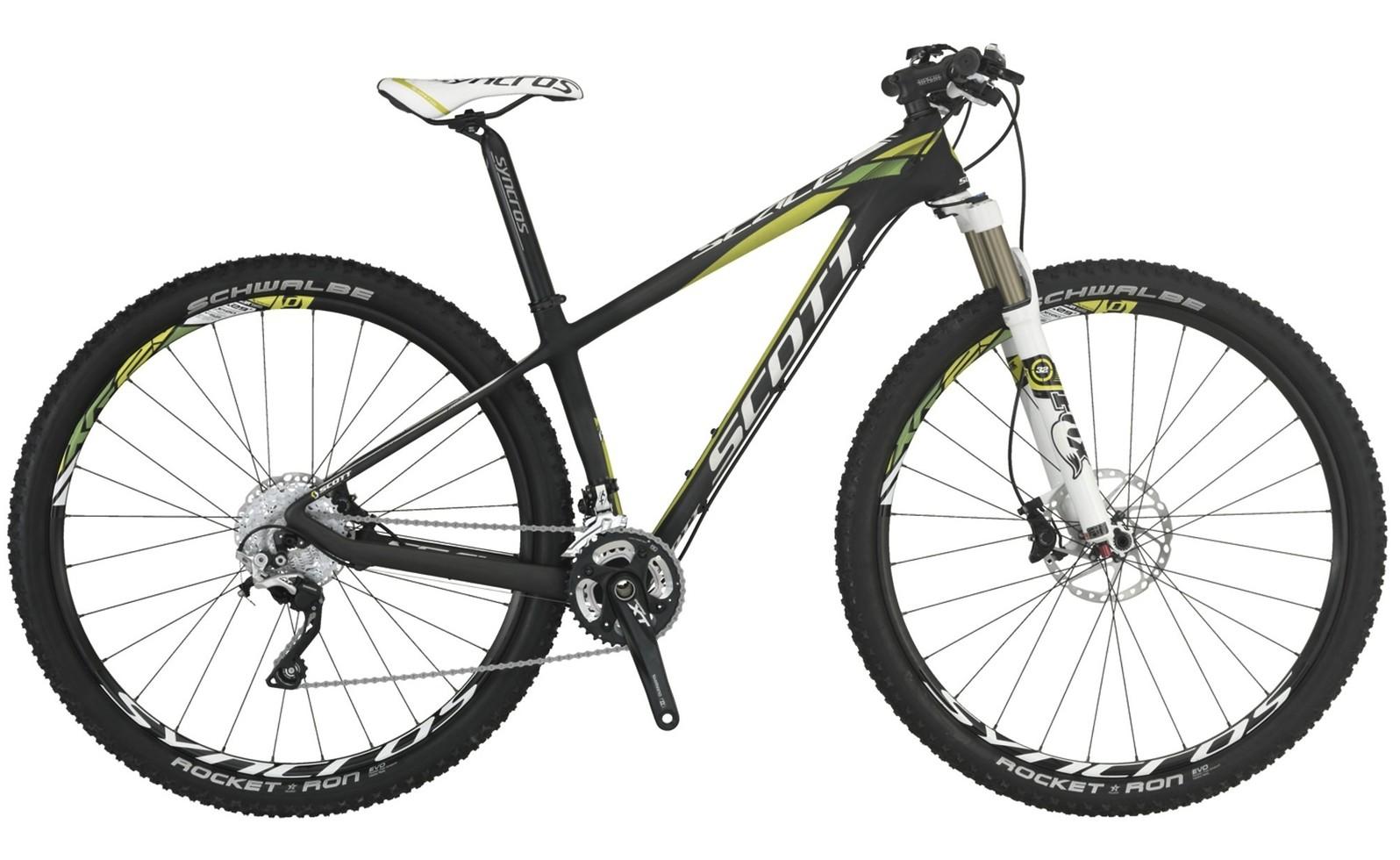 SCOTT Contessa Scale 900 RC Bike