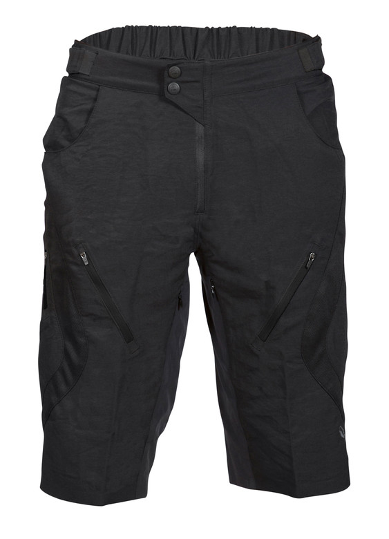 Zoic Antidote Shorts - Black