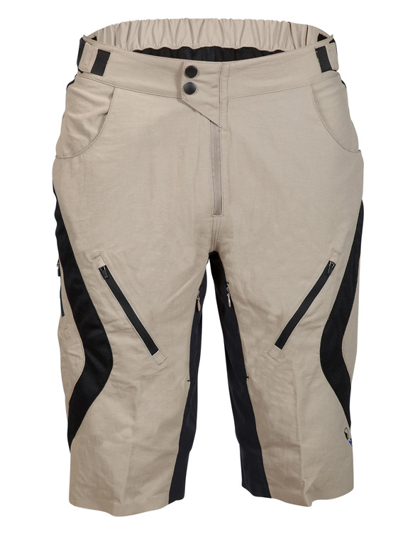 Zoic Antidote Shorts - Tan