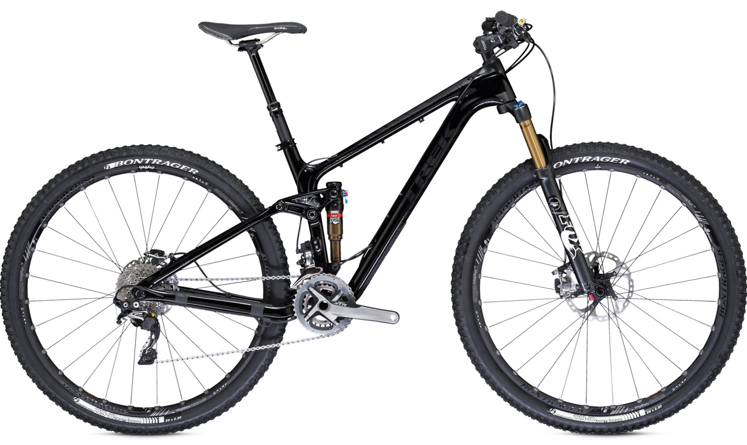 2014 Trek Fuel EX 9.9 29 with XTR  2014 Trek Fuel EX 9.9 29 with XTR