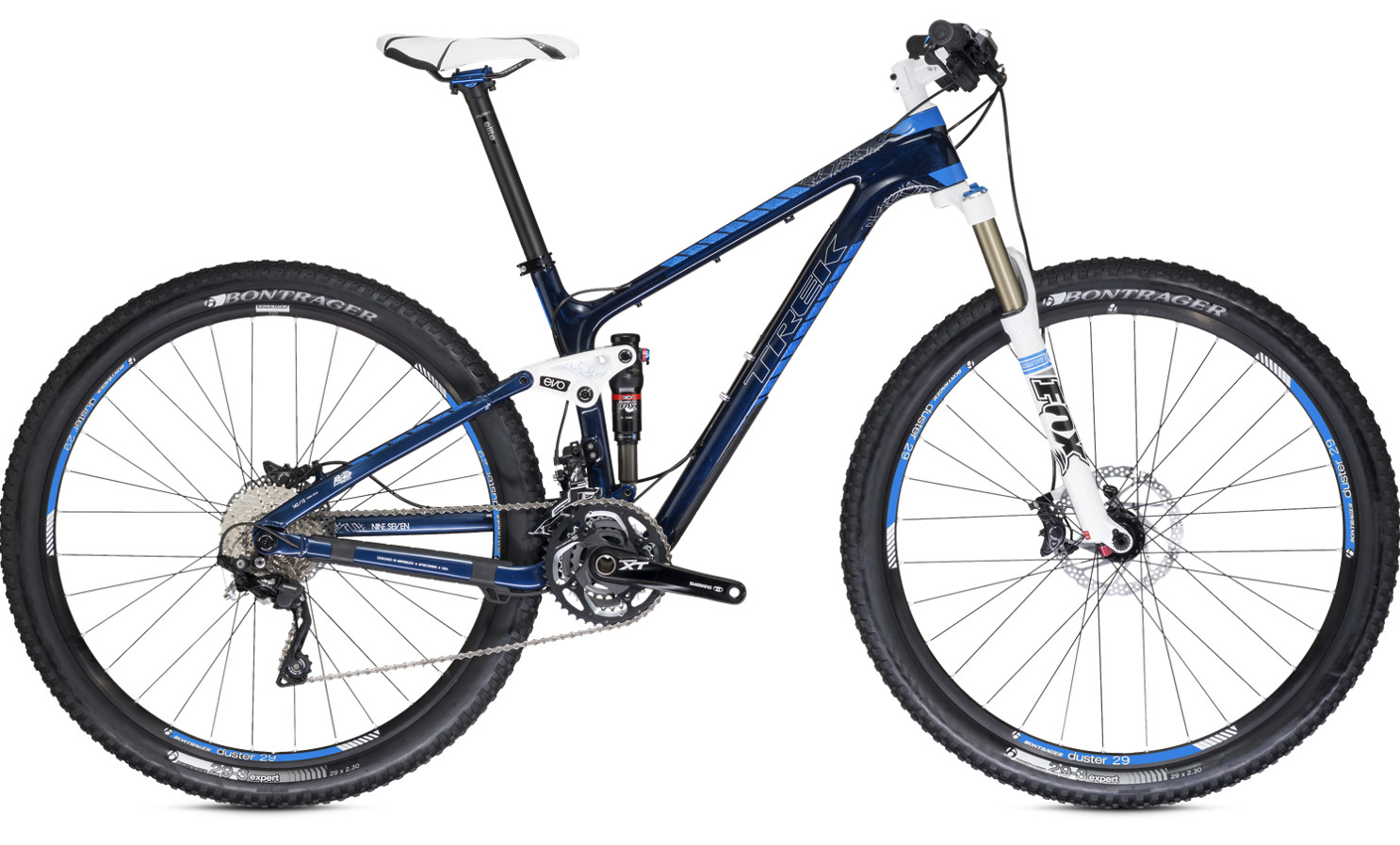 2014 Trek Fuel EX 9.7 29 Bike