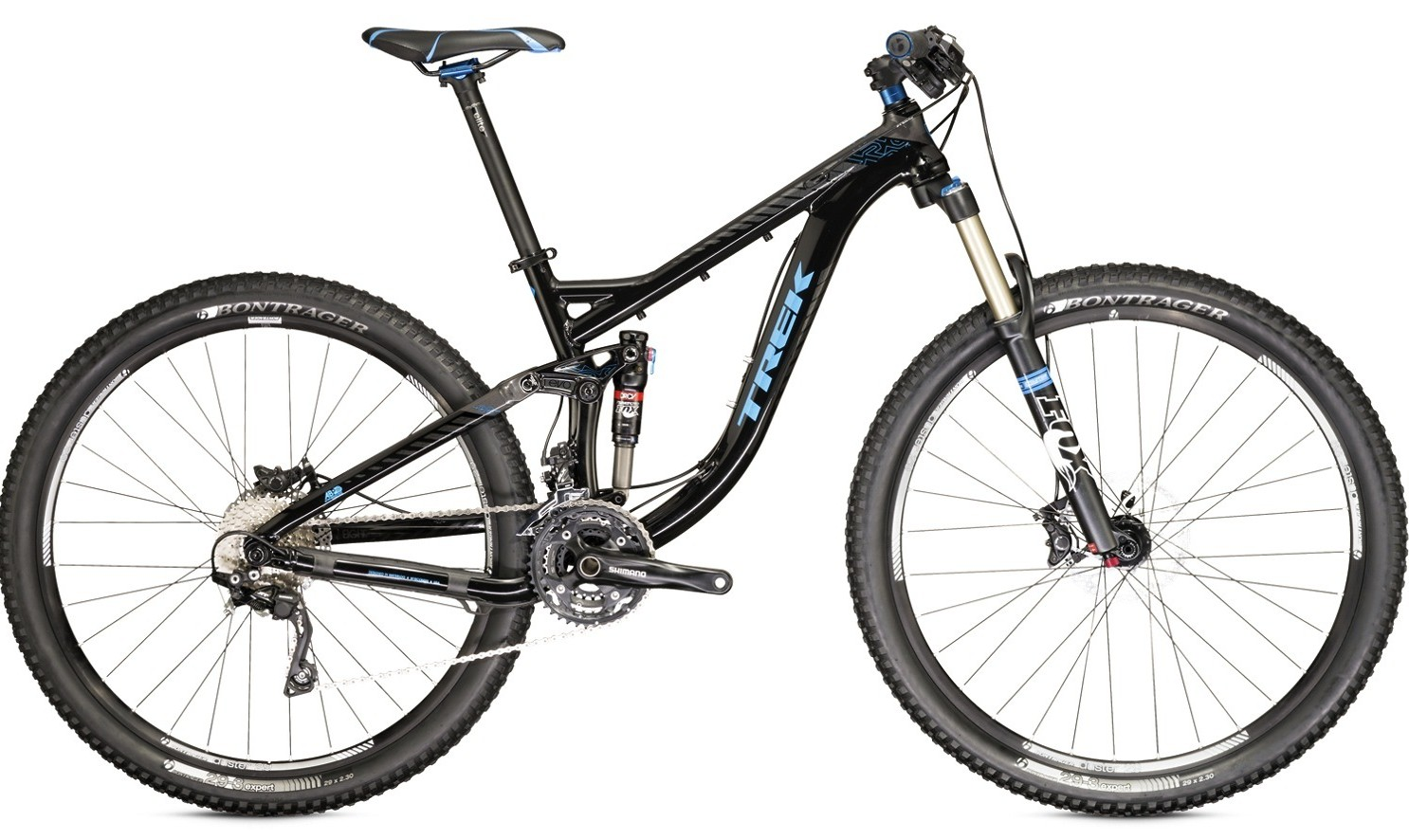 bike - 2014 Trek Remedy 8 29